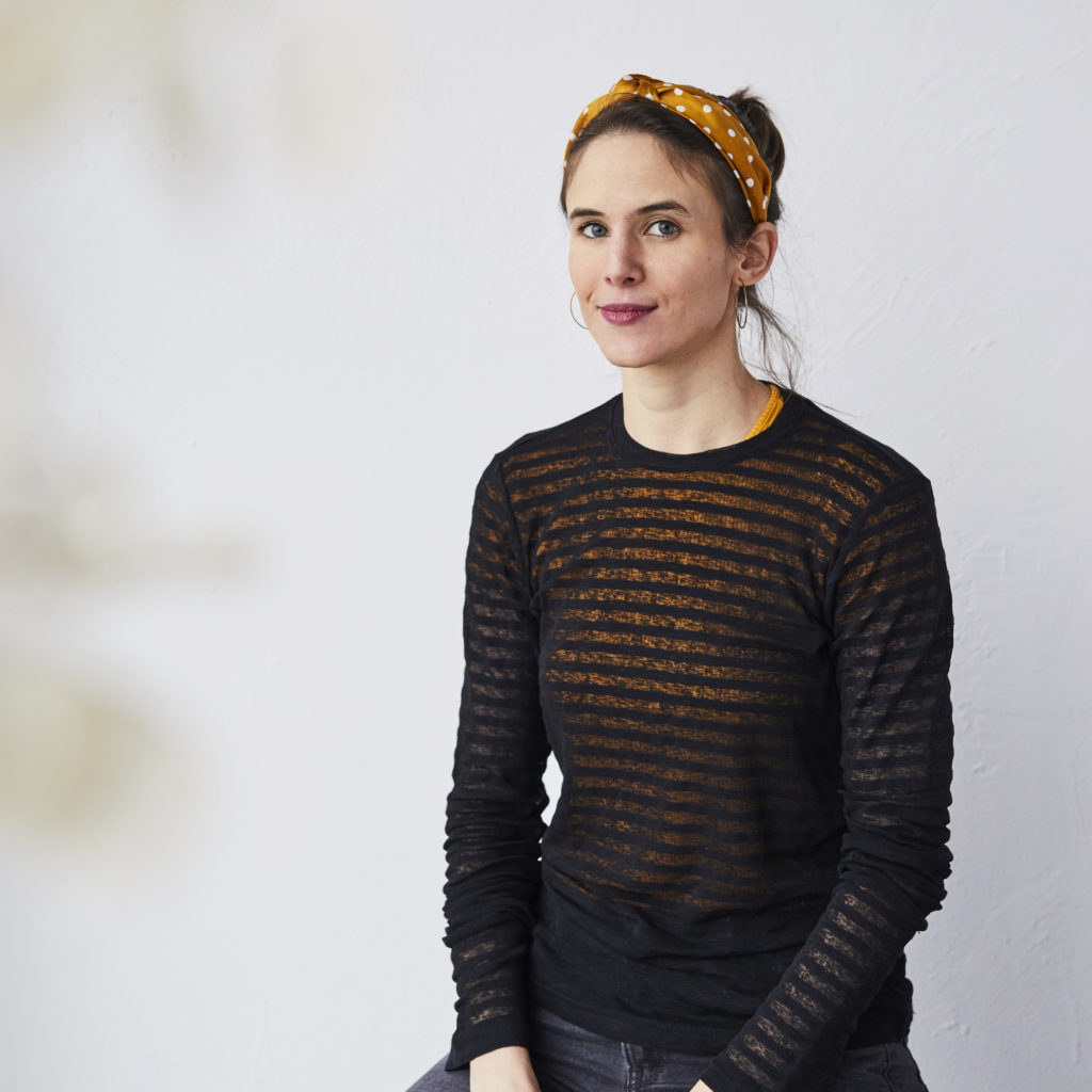 Porträt Stefanie Sommer